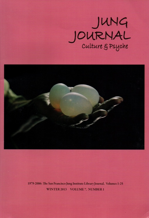 Jung Journal Cover